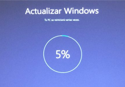 actualizar windows a una version nueva
